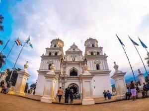 Basílica de Esquipulas en Chiquimula
