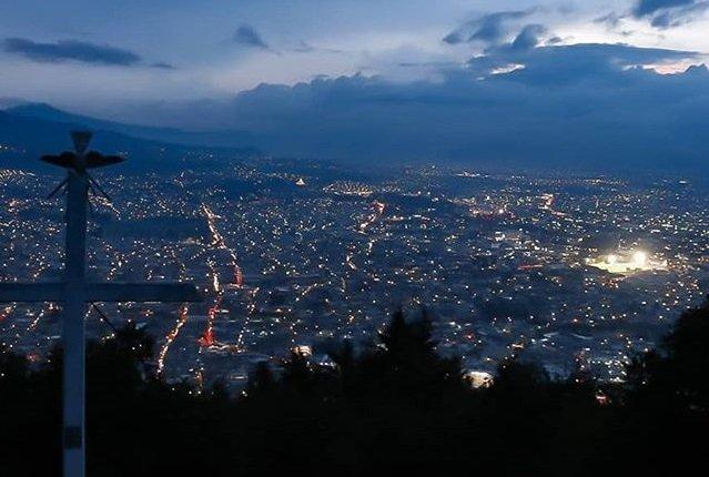 Cerro El Baul Quetzaltenango