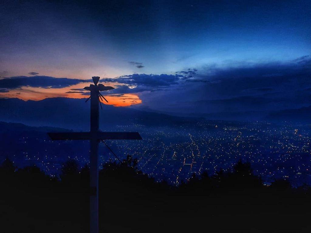Cerro El Baul en Quetzaltenango