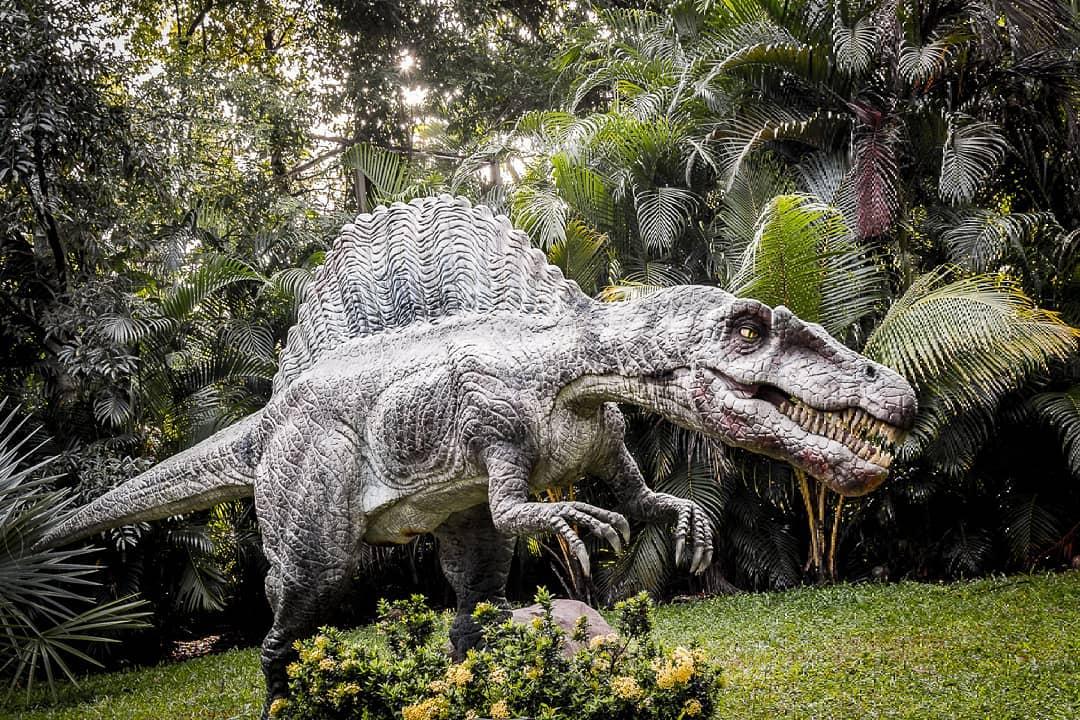 Dino Park en Retalhuleu