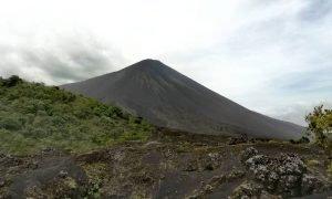 Erupción del Volcán de Pacaya