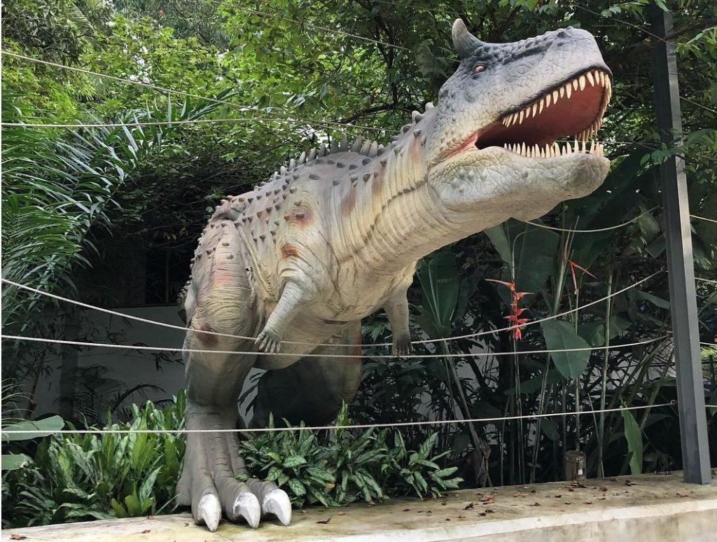 Imagenes de Dino Park Retalhuleu