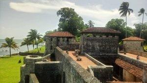 Imagenes del Castillo de San Felipe de Lara