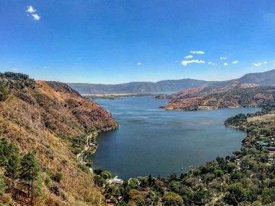 Imagenes del Lago de Amatitlán