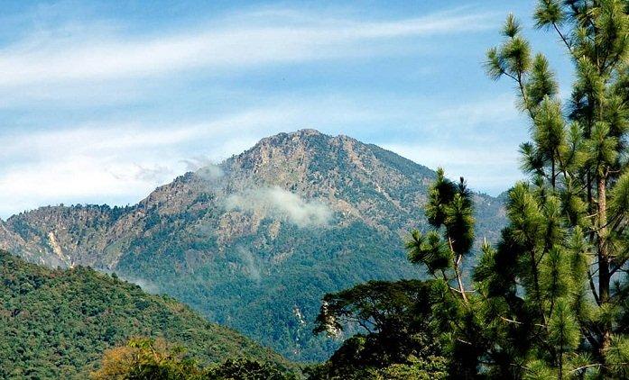Volcán Tacaná en San Marcos 1