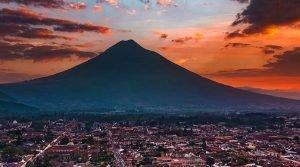 Volcán de Agua, Guatemala 1
