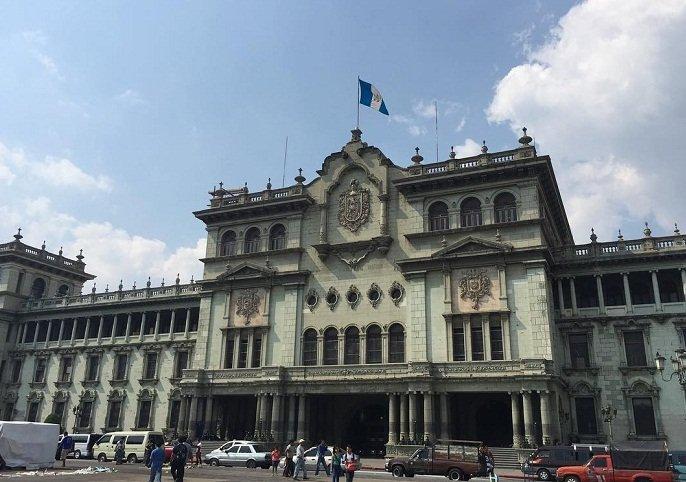 Palacio Nacional de Cultura de Guatemala