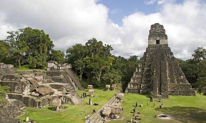 Parque Nacional Tikal Petén