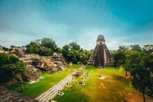 Parque Nacional Tikal en Petén