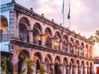 Real Palacio de los Capitanes Antigua Guatemala