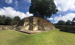 Sitio Arqueológico Iximché en Chimaltenango