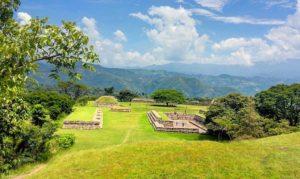 Sitio Arqueológico Mixco Viejo en Chimaltenango