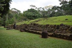 Sitio Arqueológico Tak'alik Ab'aj en Retalhuleu