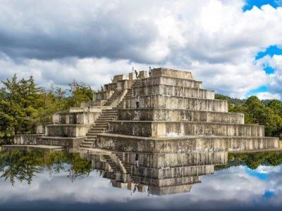 Sitio Arqueológico Zaculeu en Huehuetenango