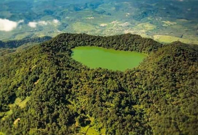 Volcán Chicabal Guatemala
