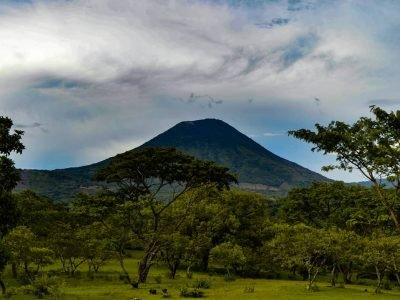 Volcán Chingo en Jutiapa