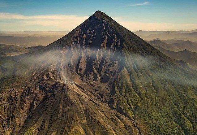 Volcán Santa Maria Guatemala