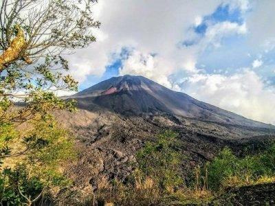 Volcán de Pacaya Guatemala