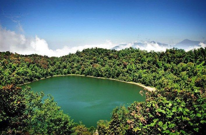 Volcán y Laguna Chicabal Quetzaltenango