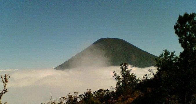 Volcán de Ipala Guatemala