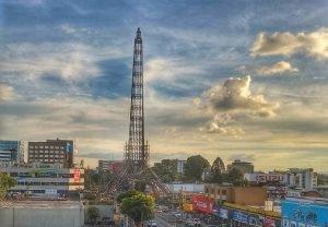 torre del reformador zona 9 guatemala