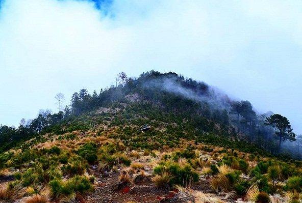 Ascenso al Volcán Santo Tomás