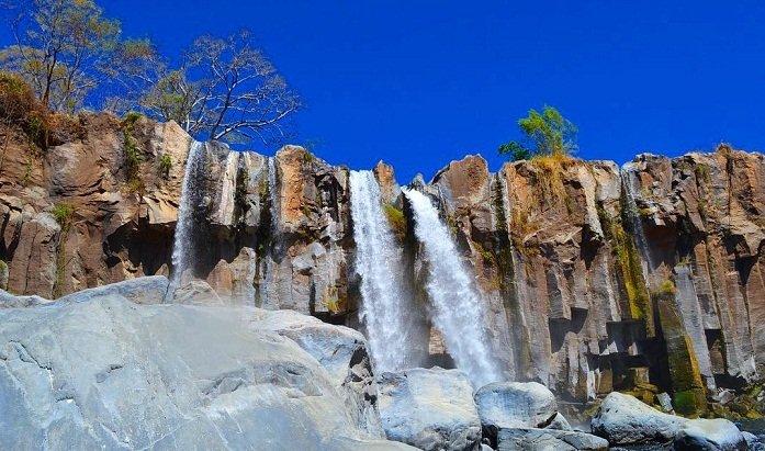 Cataratas Los Amates Santa Rosa