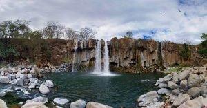Cataratas Los Amates en Santa Rosa