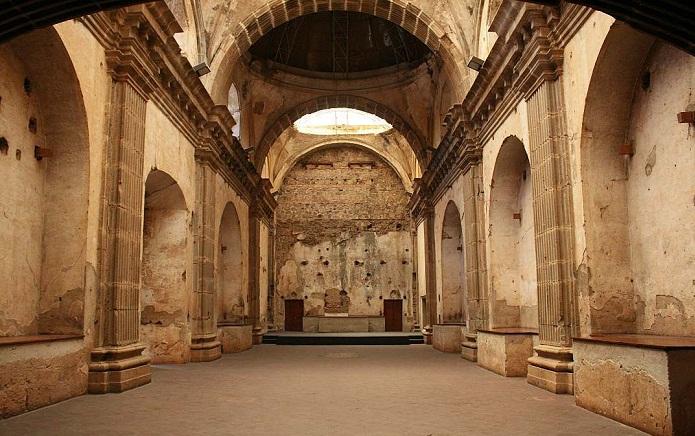 Convento de las Capuchinas Antigua Guatemala