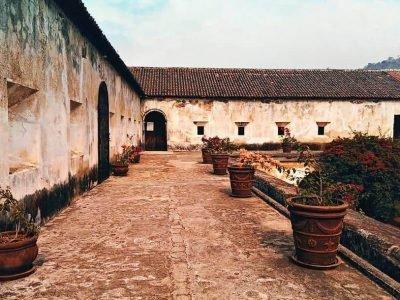 Convento de las Capuchinas en Antigua Guatemala