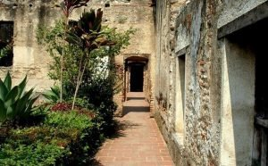 Imagenes del Convento de las Capuchinas Antigua Guatemala