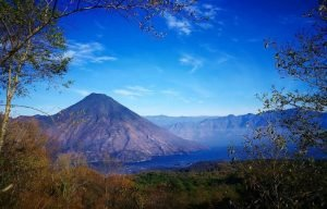 Imagenes del Volcán Tolimán Guatemala