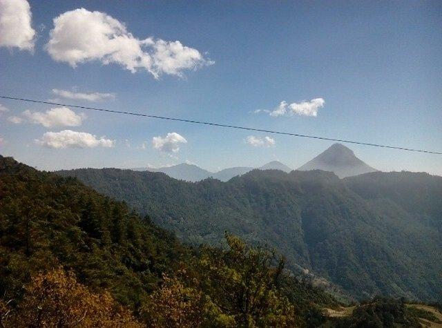 Imagenes del Volcan Siete Orejas