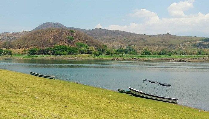 Lago de Güija Guatemala