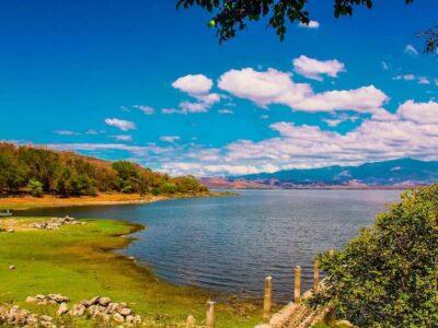 Lago de Güija en Jutiapa