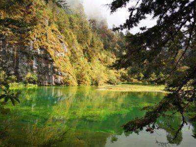 Laguna Magdalena en Huehuetenango