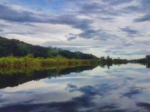 Laguna del Tigre en Petén