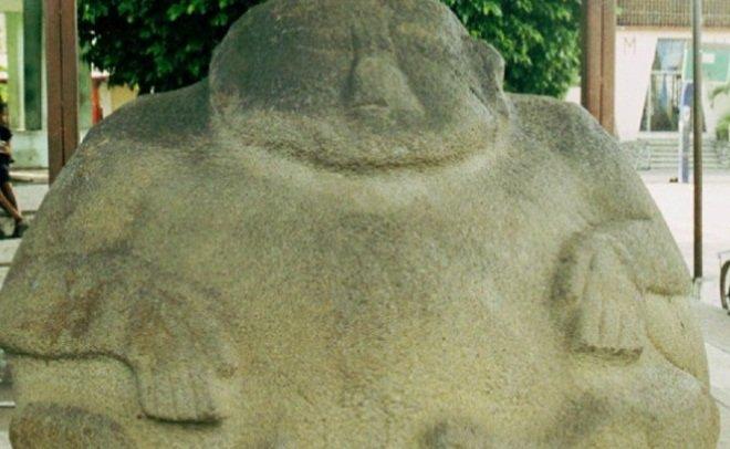 Parque Arqueológico La Democracia, Escuintla