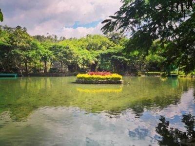 Parque Chatun en Esquipulas