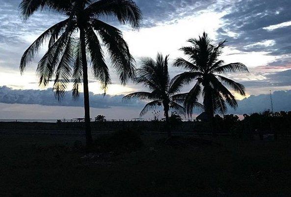Playa Churirín Guatemala
