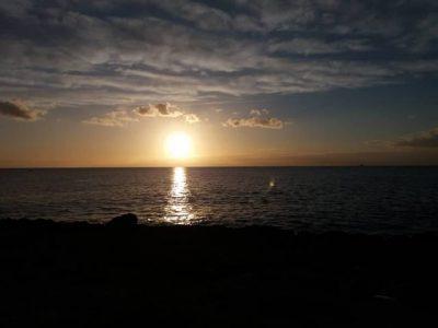 Playa Tecojate en Escuintla