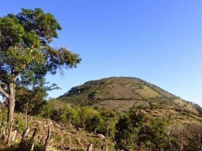 Volcán de Monterrico en Jutiapa