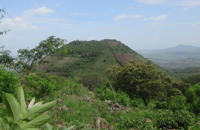 Volcán Monterrico en Jutiapa