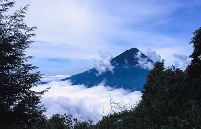 Volcán Santo Tomás Guatemala