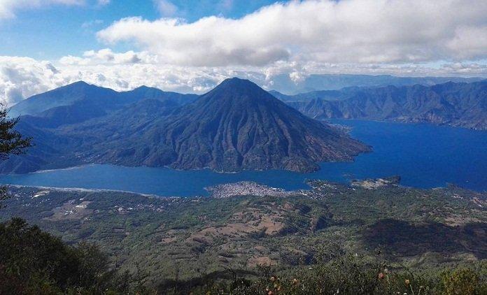 Volcán Tolimán Sololá