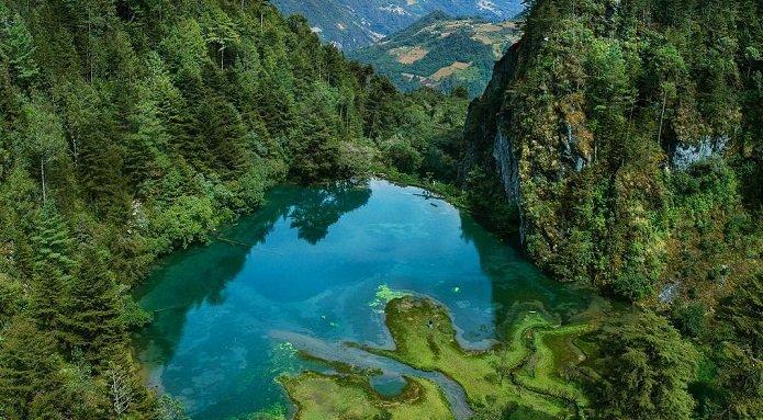 laguna magdalena chiantla huehuetenango