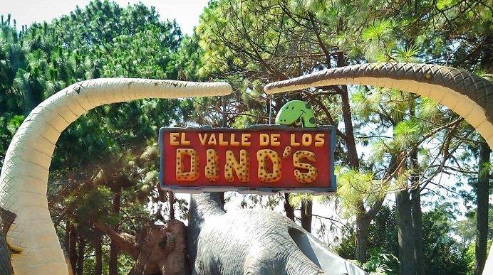 El Valle de los Dinos