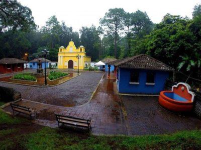 Parque Nacional Naciones Unidas Guatemala