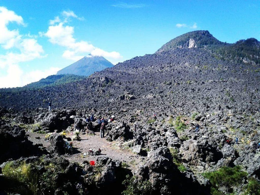 Volcán Cerro Quemado