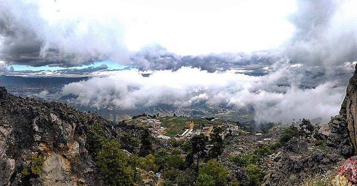 Volcán Cerro Quemado Quetzaltenango